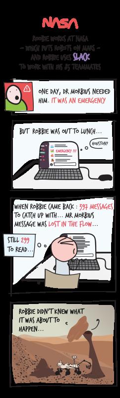 5 bonnes raisons de ne pas utiliser Slack