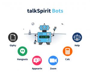 talkspirit bot
