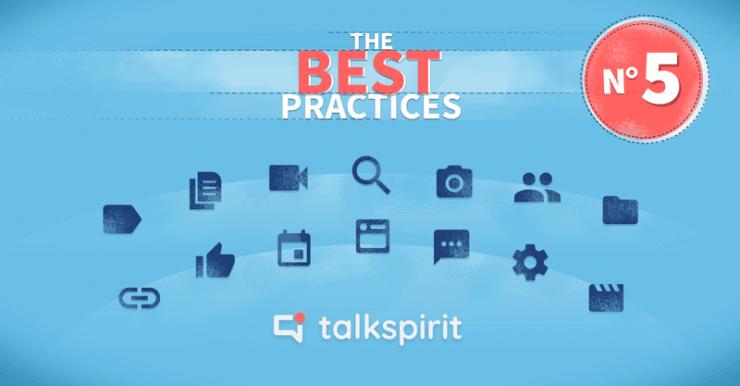 best practices 5