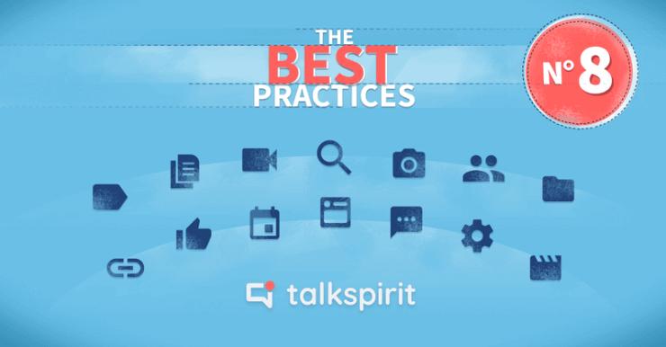 best practices 8