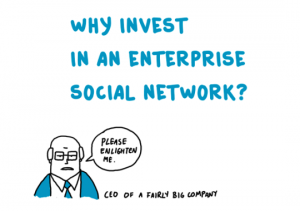 why invest in an entreprise social network ? talkspirit