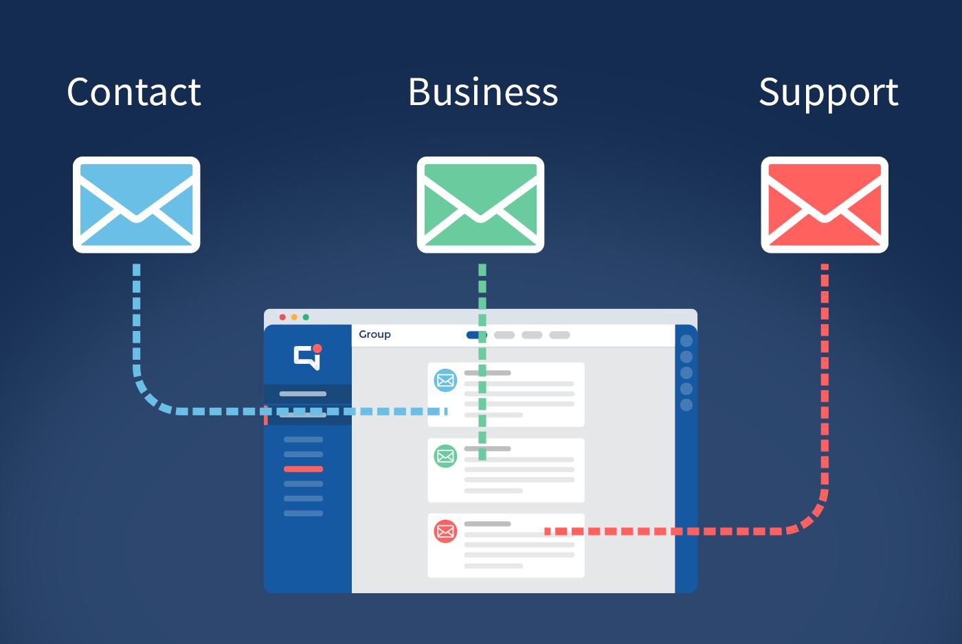 Email talkspirit