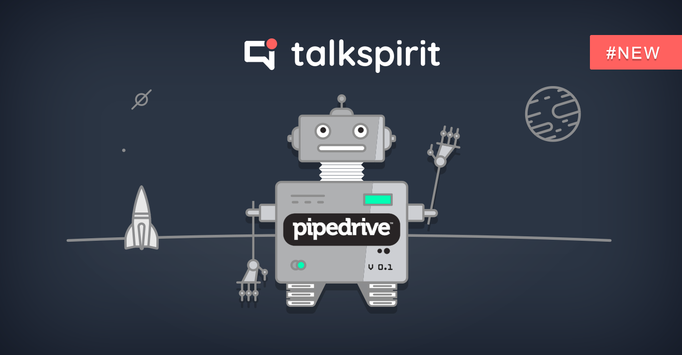 talkspirit pipedrive bot