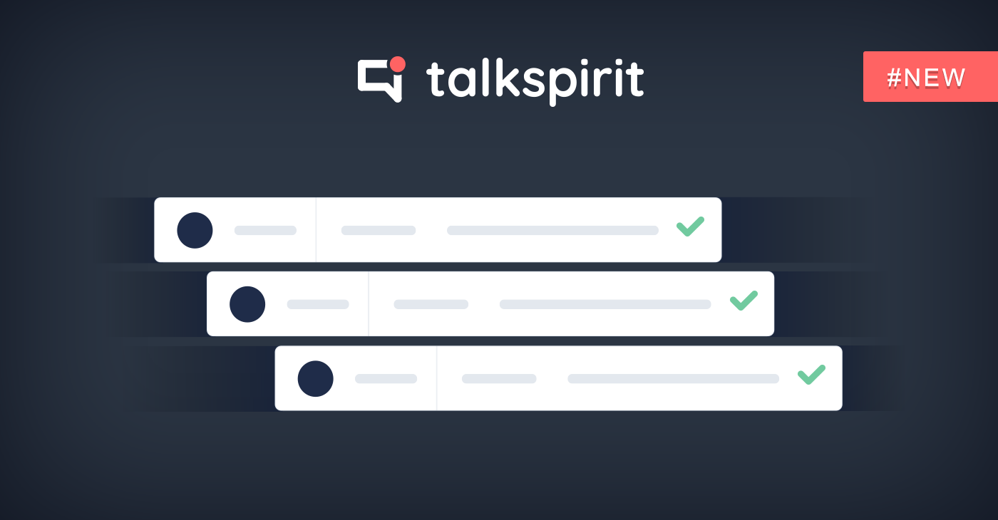 Better identify your news with the manual reading mode talkspirit