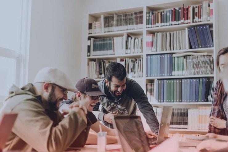 Build community through communication