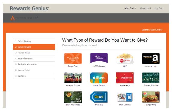 Rewards Genius
