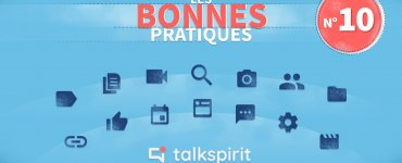 bonnes pratiques 10 Talkspirit