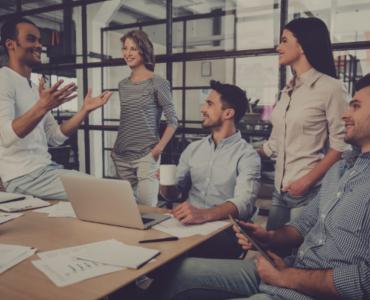 Communication interne : intranet et réseau social d'entreprise talkspirit
