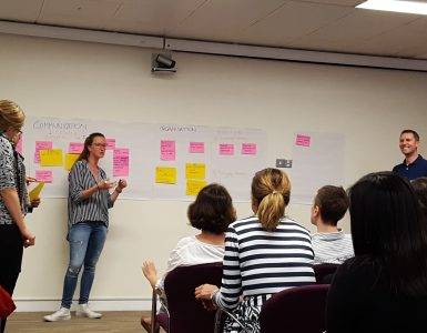 Deploiement RSE adoption reseau social entreprise