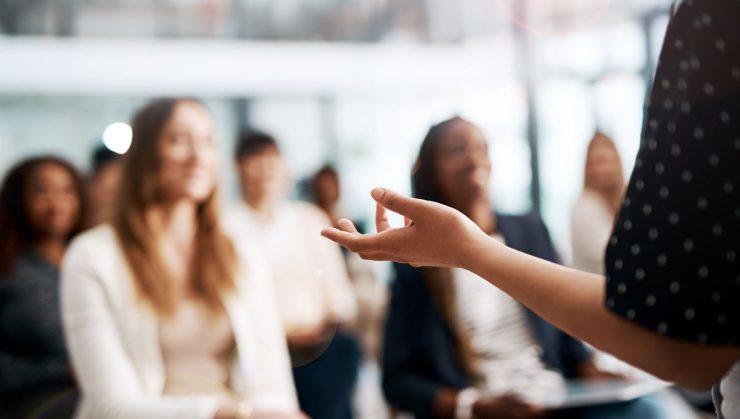 Accompanying change within a company - Enterprise social network (ESN) - Talkspirit