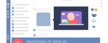 advantages of using an enterprise social network