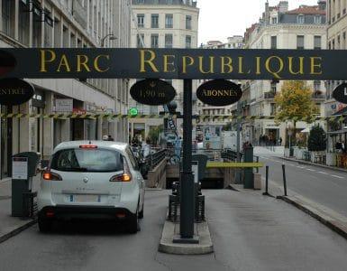 Lyon Parc Auto