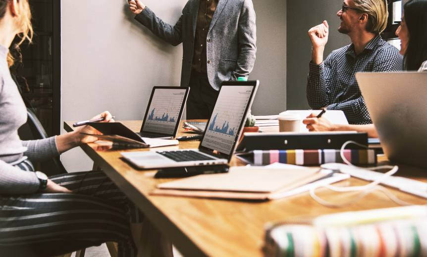 5 advantages of collaborative work