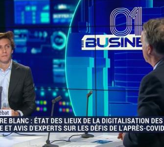 Talkspirit Benoit Renoul BFM Business Simottel