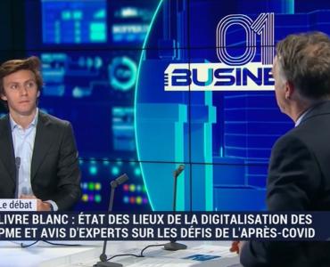Talkspirit Benoit Renoul Digital Transformation of SMEs