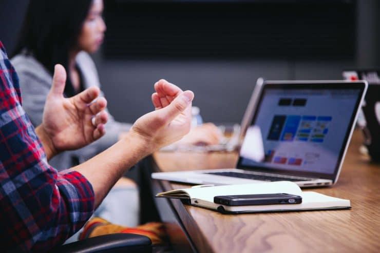 Talkspirit's digital workplace can facilitate teleworking