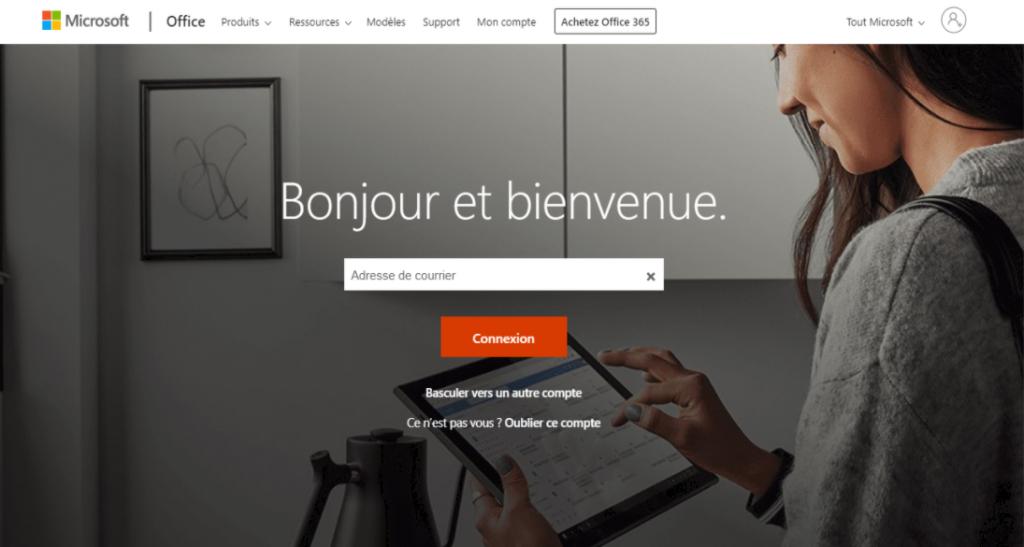 Office 365, création, communication, collaboration pour débuter le télétravail