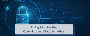 Talkspirit joins the Open Trusted Cloud initiative of OVHCloud