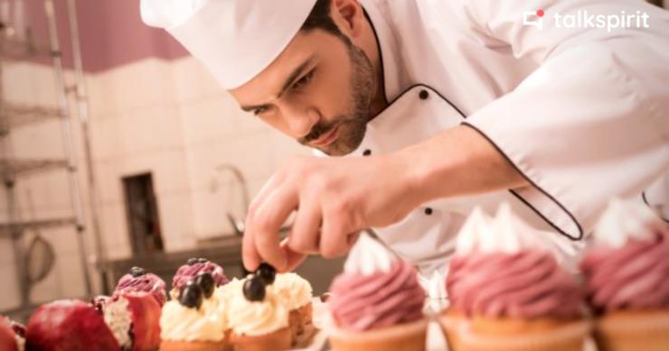Renforcer la cohésion d'entreprise avec le réseau social d'entreprise Talkspirit : le témoignage de Food Emotion