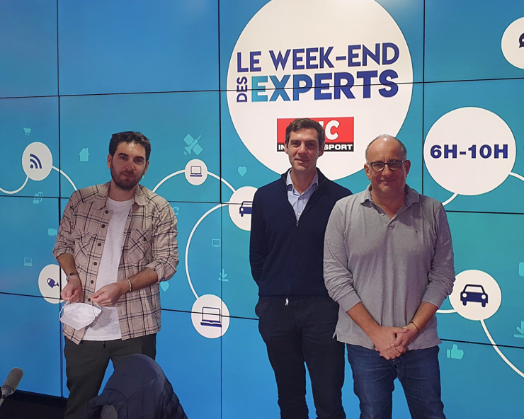 Philippe Pinault (CEO et co-fondateur de Talkspirit) parle télétravail et outils collaboratifs sur RMC