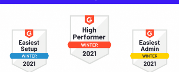 G2 Winter 2021 Report: Talkspirit Named High Performer by G2 in Instant Messaging and Internal Communication