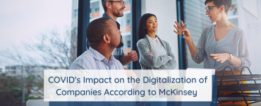 COVID's Impact on the Digitalization of Companies: A Summary of the McKinsey Study (2020)