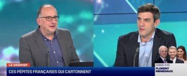 Replay de l'émission Tech & Co du 6 janvier 2021 sur BFM Business consacrée aux pépites tech françaises qui concurrencent les GAFAM, avec Philippe Pinault de Talkspirit