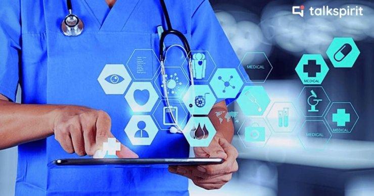 Fluidifier les échanges d'informations dans la Santé avec Talkspirit : témoignage du groupe SantéCité