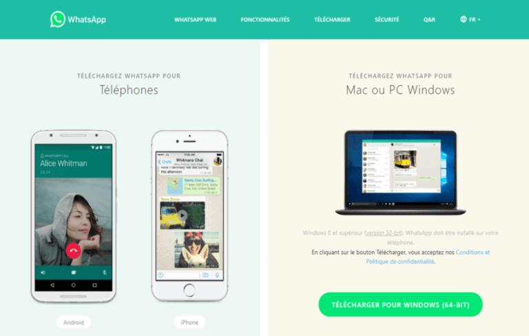 Whatsapp messagerie instantanée, outil collaboratif pour débuter en télétravail