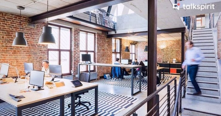 New office design trends for 2021 : expert opinion