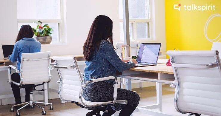 Baromètre digital workplace 2021 de Julhiet Sterwen ; vers une phygital workplace ?