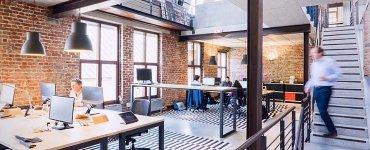 Tendances d'aménagement des bureaux en 2021